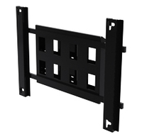 Peerless PANA-85WM Black flat panel wall mount