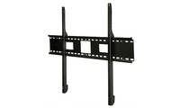 Peerless SF680 Black flat panel wall mount