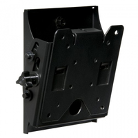 Peerless ST630 Black flat panel wall mount