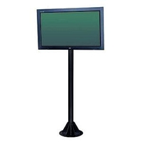 "Peerless COL510P 50"" Fixed flat panel floor stand Black flat panel floorstand"