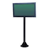 "Peerless COL610P 50"" Black flat panel floorstand"