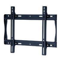 Peerless SF640 Black flat panel wall mount