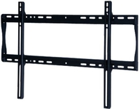 Peerless SF650 Black flat panel wall mount