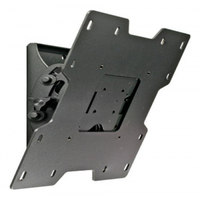 Peerless ST632 Black flat panel wall mount