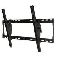 Peerless ST650 Black flat panel wall mount