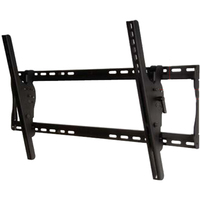 Peerless ST660 Black flat panel wall mount