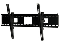 Peerless ST670 Black flat panel wall mount
