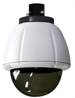 Axis Pendant Vandal Dome Housing Polycarbonate White camera housing