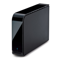 Buffalo 1TB DriveStation Velocity 1000GB Black external hard drive