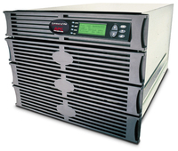 APC Symmetra RM 4kVA 4000VA Black uninterruptible power supply (UPS)