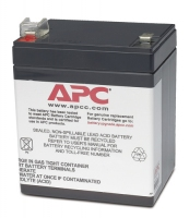 APC Replacement Battery Cartridge #45 Sealed Lead Acid (VRLA) rechargeable battery