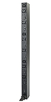 APC Rack PDU, Basic, Zero U Black Power Distribution Unit (PDU)