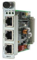Transition Networks CBFTF1010-130 Internal 100Mbit/s Green,Grey network media converter
