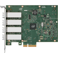 Intel I350-F4 Internal Ethernet 1000Mbit/s networking card