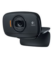 Logitech B525 2MP 1280 x 720Pixels USB 2.0 Zwart webcam