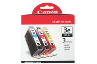 Canon BCI-3e C/M/Y Cyan, Magenta, Yellow ink cartridge