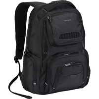"Targus TSB705US 16"" Backpack Black notebook case"