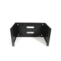 StarTech.com WALLMOUNT6 Black flat panel wall mount