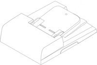 Lexmark 40X6395 Multifunctional printer/scanner spare part