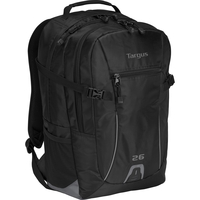 "Targus TSB712US 16"" Backpack Black notebook case"