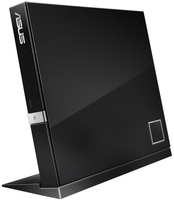 ASUS SBC-06D2X-U Black optical disc drive