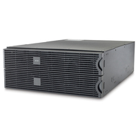 APC APTF10KW01 Black Power Distribution Unit (PDU)