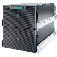 APC SURT18KRMXLJ 1800VA 6AC outlet(s) Rackmount/Tower Black uninterruptible power supply (UPS)