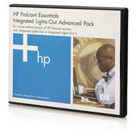 Hewlett Packard Enterprise iLO Advanced incl 3yr Tech Support and Updates Tracking Lic RAID controller