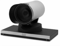 Cisco PrecisionHD 1920 x 1080Pixels HDMI Zwart, Zilver webcam