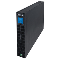 CyberPower TAA UPS Systems 3000VA 7AC outlet(s) Rackmount/Tower Black uninterruptible power supply (UPS)