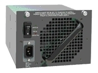 Cisco PWR-C45-1400DC-P/2 1400W Black power supply unit