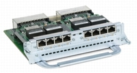 Cisco NM-8CE1T1-PRI= Internal switch component