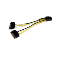 StarTech.com SATPCIEXADAP 0.15m internal power cable