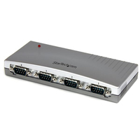 StarTech.com ICUSB2324 USB Silver interface hub