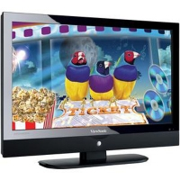 "Viewsonic 42"" LCD TV 42"" Black LCD TV"