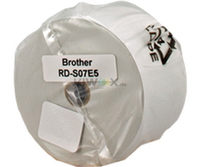 Brother RD-S07E5 RD labelprinter-tape