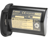 Canon LP-E4N Lithium-Ion 2450mAh rechargeable battery