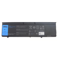 DELL 44WHr 6-cell Lithium-Ion (Li-Ion) oplaadbare batterij/accu