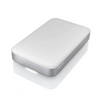 Buffalo MiniStation Thunderbolt 1000GB White external hard drive