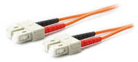 Add-On Computer Peripherals (ACP) 5m MMF SC/SC 5m SC SC Orange fiber optic cable