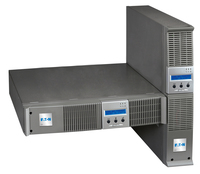 Eaton EX 3000 RT2U Double-Conversion (Online) 3000VA 9AC outlet(s) Rackmount/Tower Grey uninterruptible power supply (UPS)