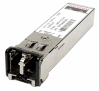 Cisco SFP, 1000BASE-SX, 850nm, MM, I-TEMP, Ref Fiber optic 850nm 1000Mbit/s SFP network transceiver module
