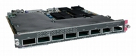 Cisco WS-X6708-10G-3CXL network switch module