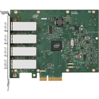 Intel I340-F4 Internal Ethernet 10Mbit/s networking card
