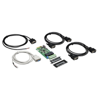 Tripp Lite AS400CABLEKIT2 1.8m DB9 DB9 Green serial cable