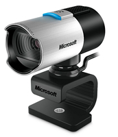 Microsoft LifeCam Studio 1920 x 1080pixels USB 2.0 Black,Silver webcam