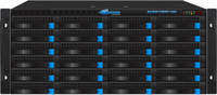 Barracuda Networks Backup Server 1090 + 10 GBE Fiber NIC + 5Y EU Storage server Rack (4U) Ethernet LAN Black,Blue