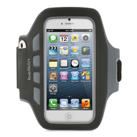 Belkin F8W106tt Armband case Black,Grey