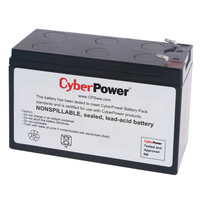 CyberPower RB1270A 12V UPS battery