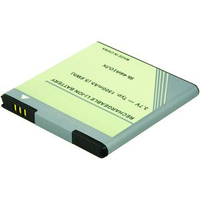2-Power MBI0122A Lithium-Ion 1500mAh 3.7V rechargeable battery